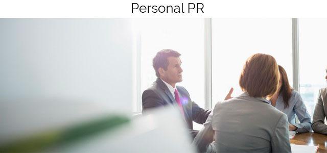 Personal PR