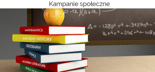Kampanie społeczne i edukacyjne
