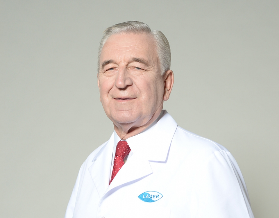 Prof. Jerzy Szaflik
