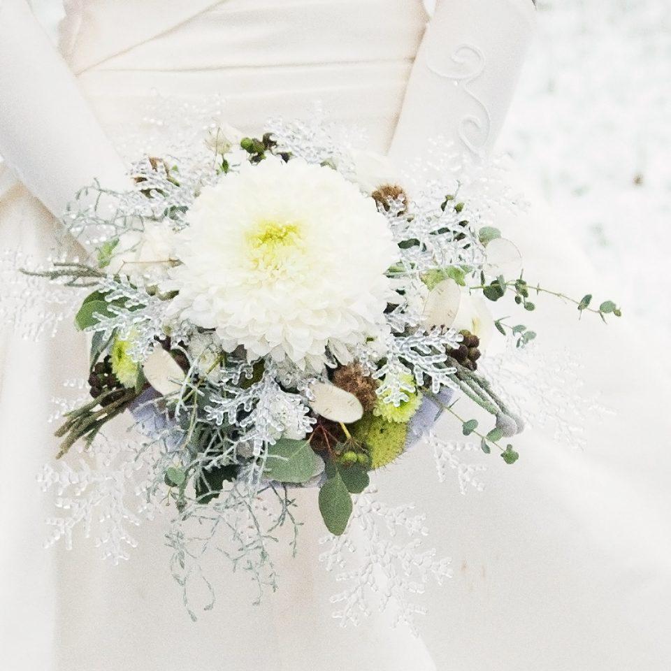 Chryzantemy ślub