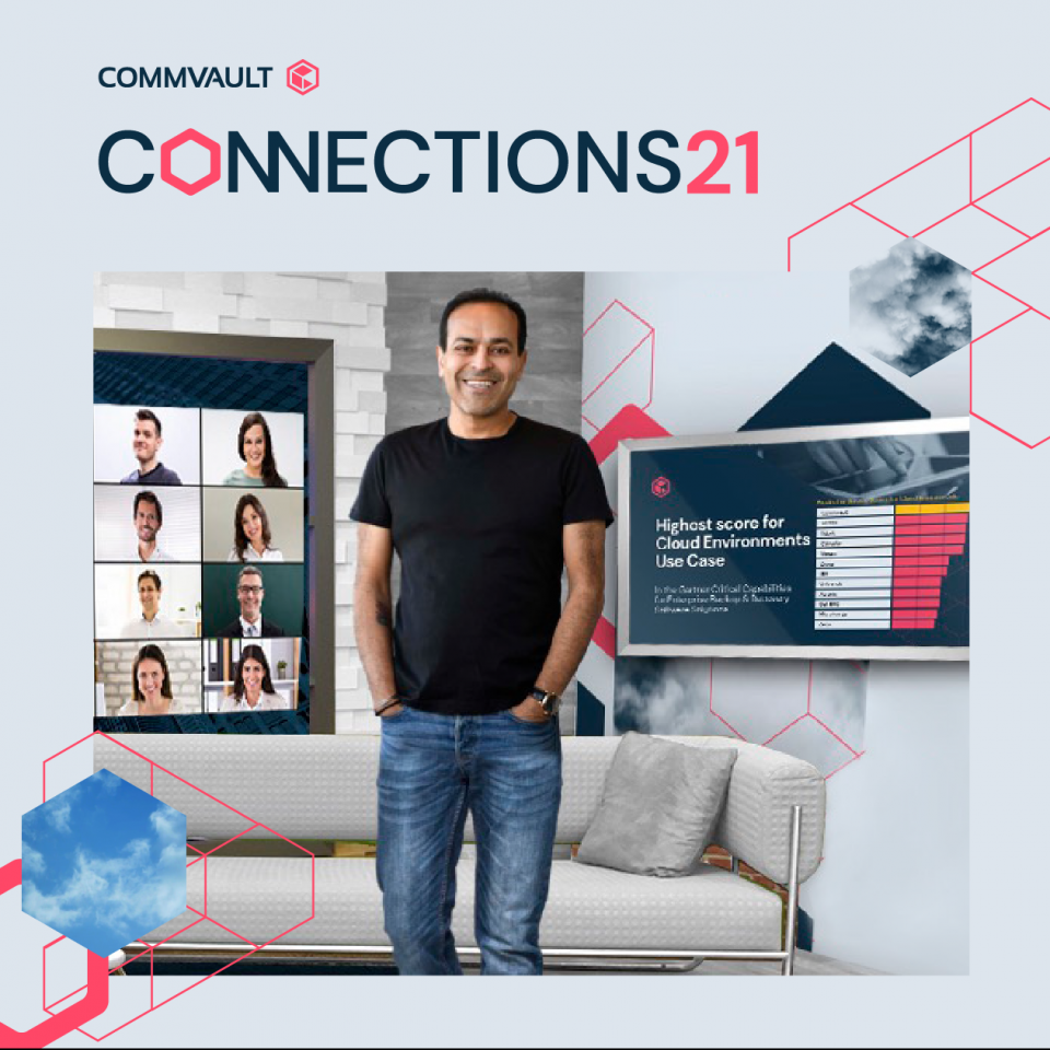 Commvault Connections21